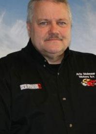 Crew Arie Molenaar Motors - Aart
