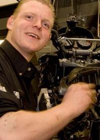 Crew Arie Molenaar Motors - Michael