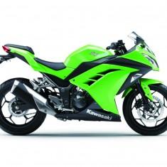 Kawasaki Ninja groen