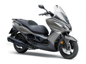 Kawasaki J300 grijs