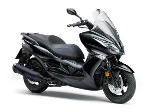 Kawasaki J300 zwart