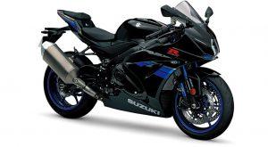Suzuki GSX R 1000 A zwart blauw