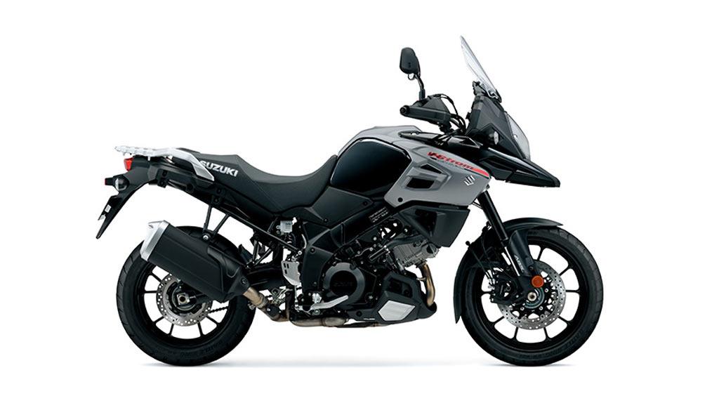 Suzuki V strom 1000A zwart