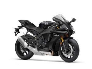 Yamaha-YZF-R1-zwart