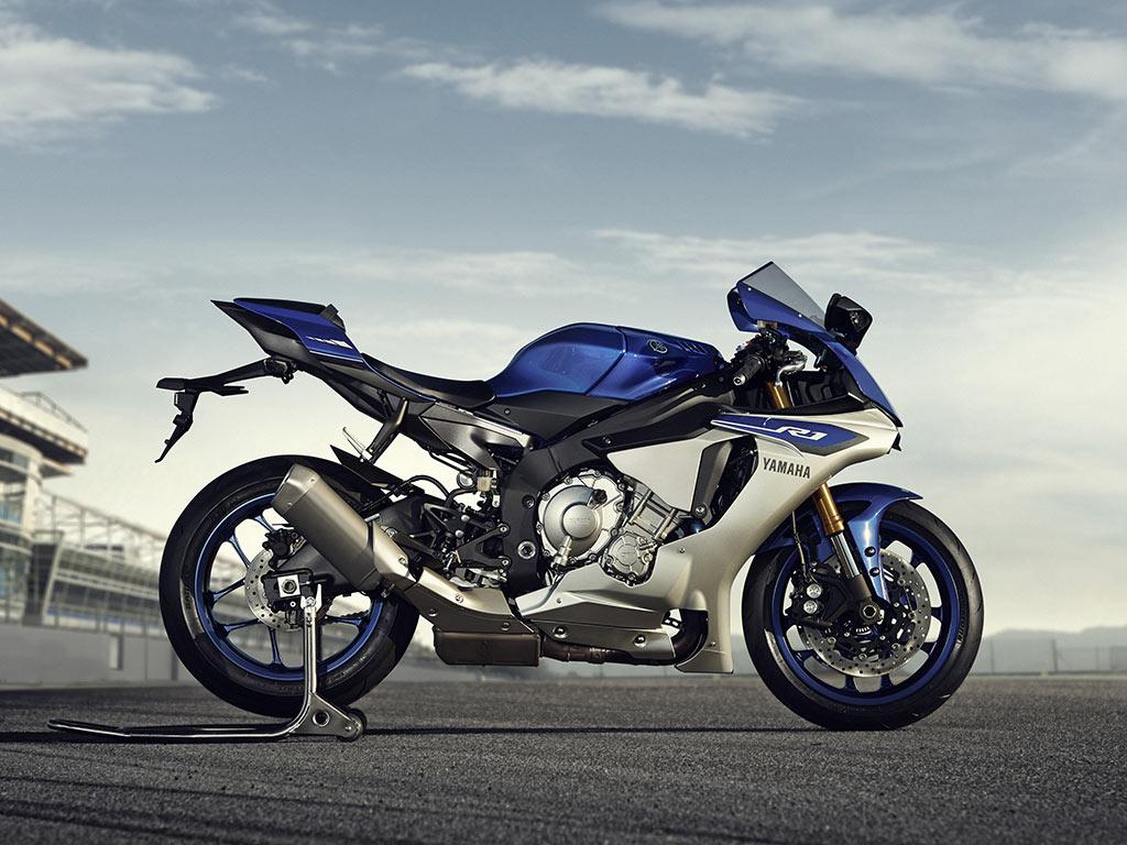 Introductie Yamaha YZF-R1
