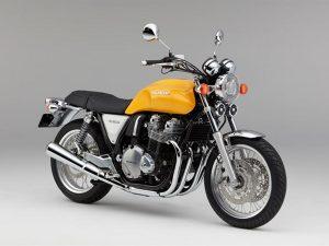 HONDA-CB-100EX-geel