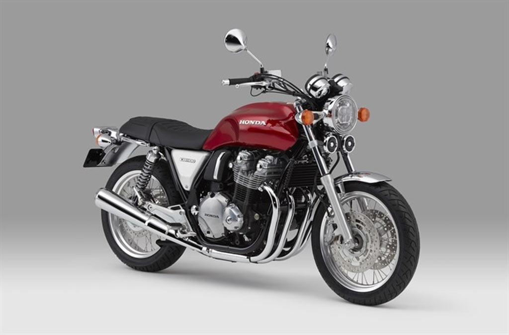 HONDA CB 1100 EX rood