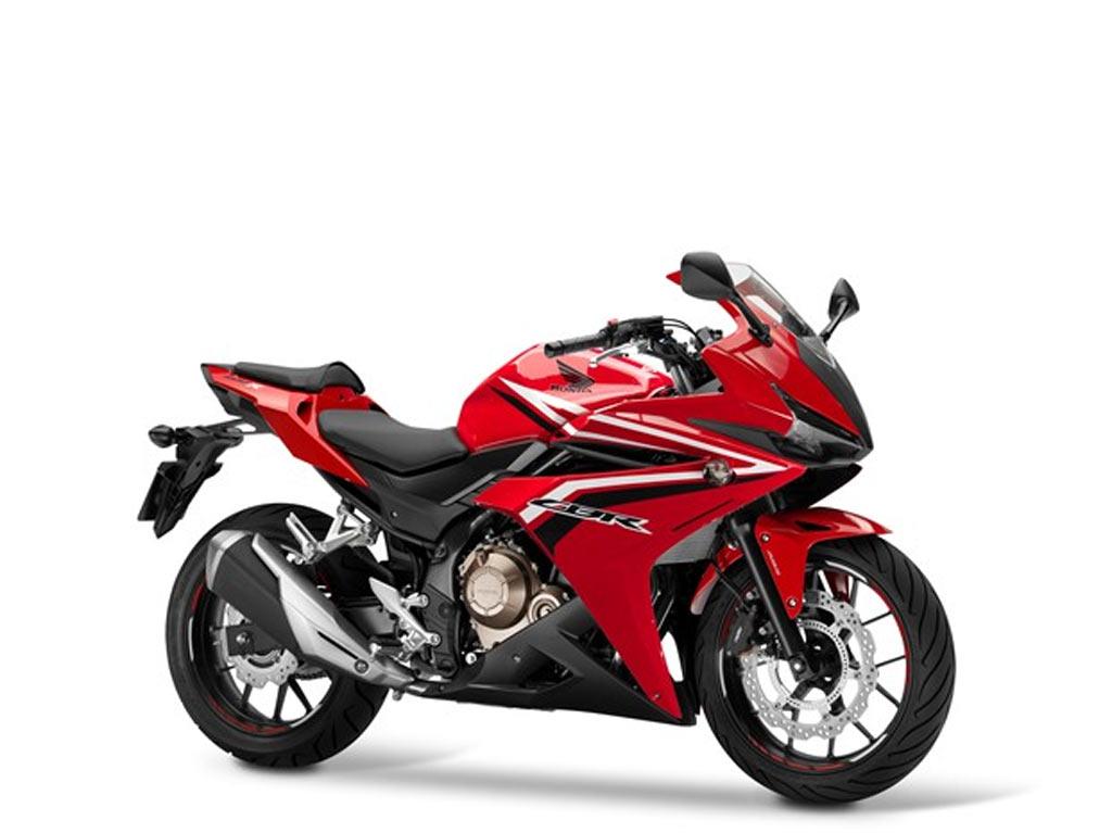 HONDA CBR 500 R rood