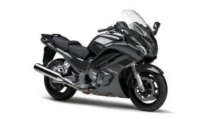 Yamaha FJR 1300 A zwart