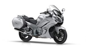 Yamaha FJR 1300 AS zilver