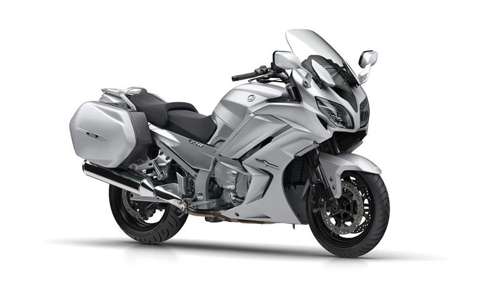 Yamaha FJR 1300 AS zilver
