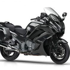 Yamaha FJR 1300 AS zwart