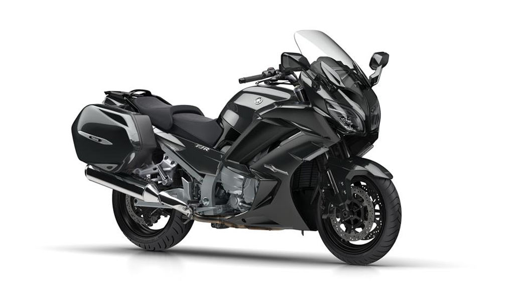 Yamaha FJR 1300 AS zwart