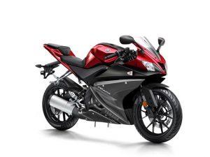 Yamaha-R125-rood-zwart