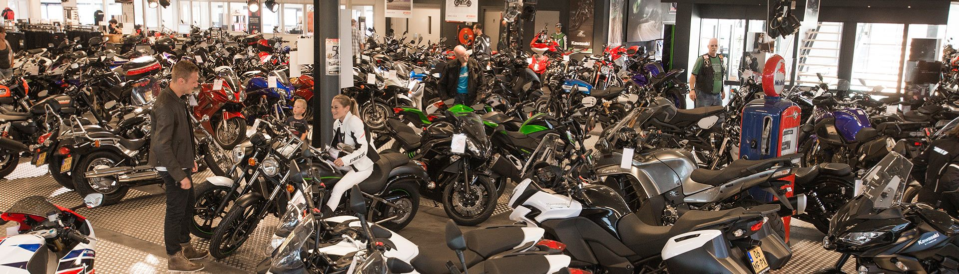 Showroom Arie Molenaar Motors