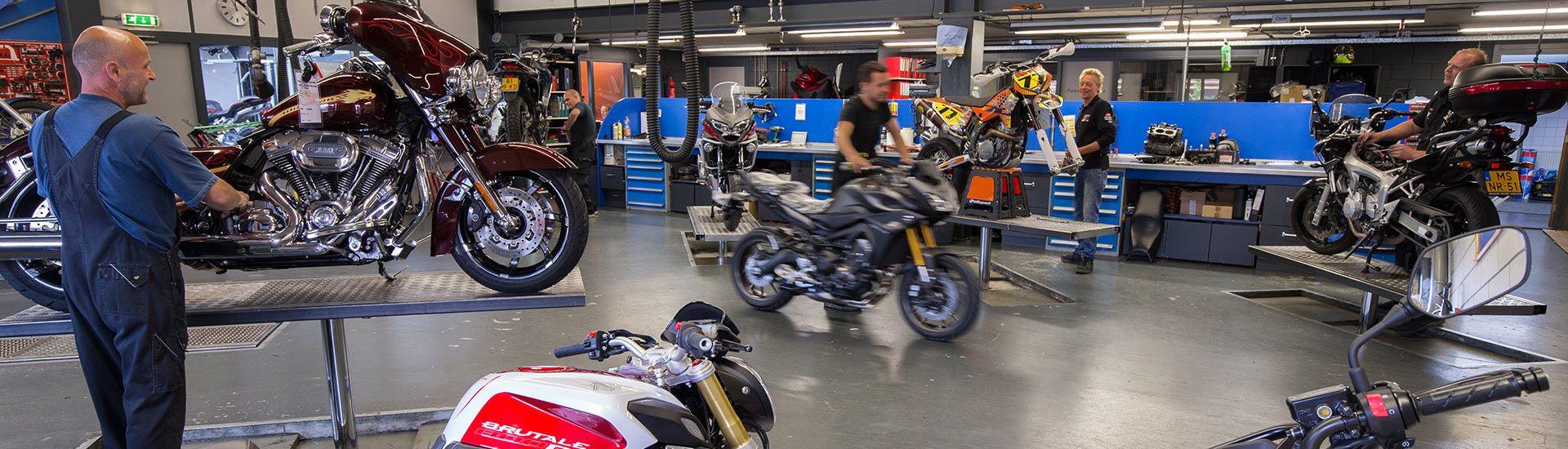 Werkplaats Arie Molenaar Motors