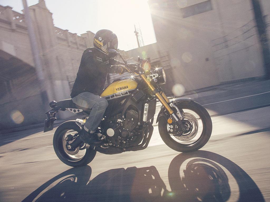 Nieuwsbrief Yamaha xsr900