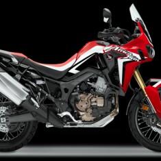 Honda Africa Twin rood
