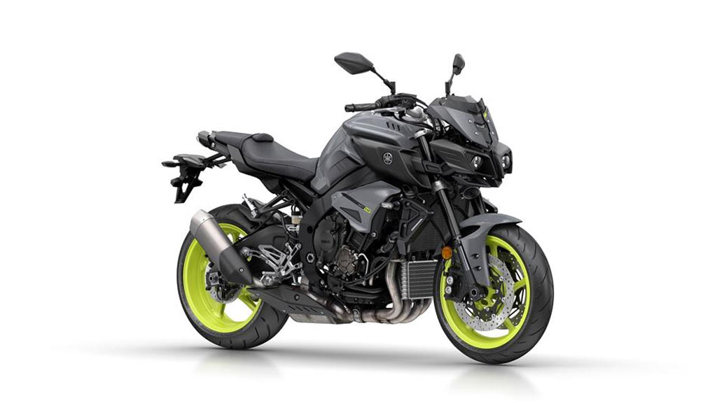 Yamaha MT 10 ABS