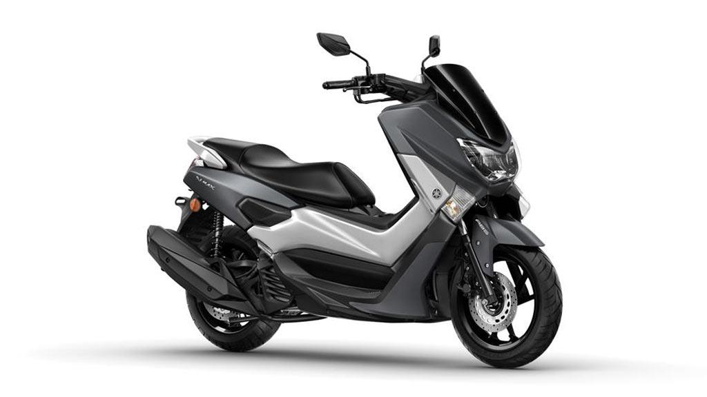 Yamaha NMAX grijs