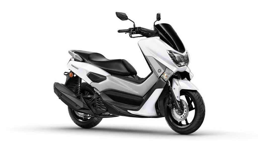 Yamaha NMAX wit