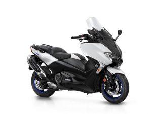 Yamaha-TMAX-SX-zwart-wit