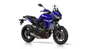Yamaha Tracer 700 blauw