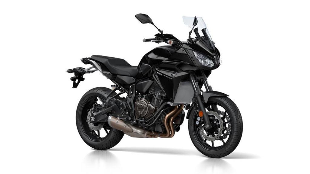 Yamaha Tracer 700 zwart