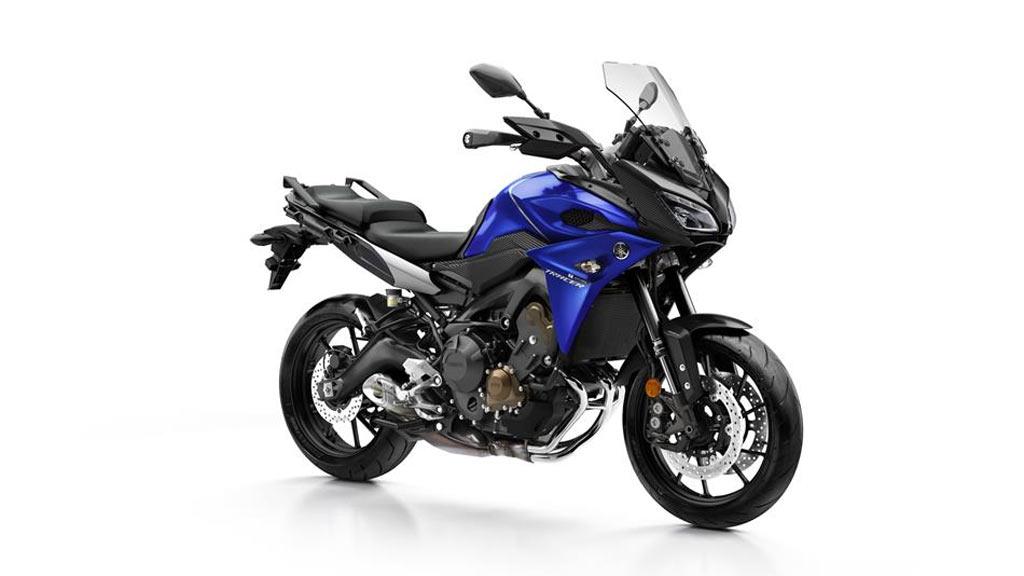 Yamaha Tracer 900 blauw