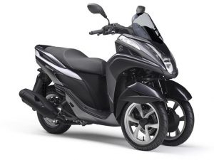 Yamaha-Tricity-125-zwart
