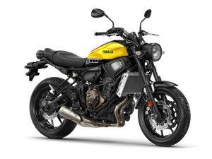Yamaha-XSR-700-geel