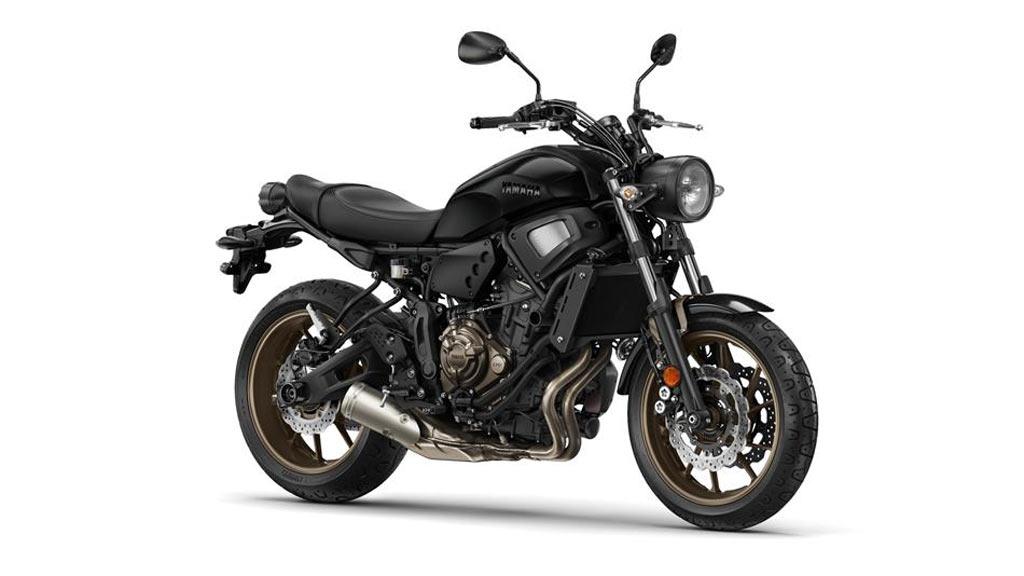 Yamaha XSR 700 zwart