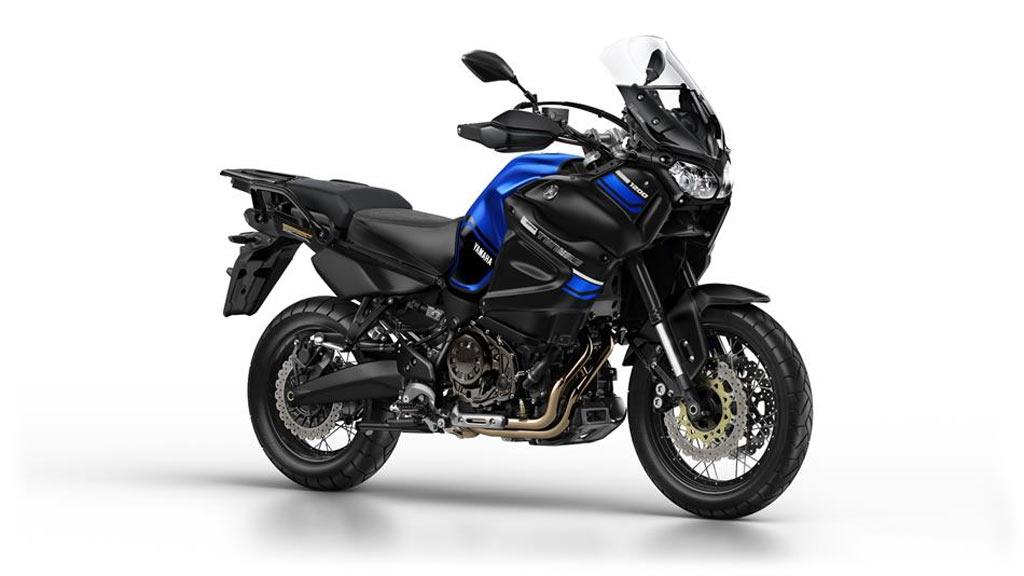 YAMAHA XT1200 ZE Super Ténéré ABS blauw