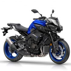 yamaha MT 10 zwart blauw