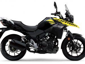 Suzuki-V-strom-250A-zwart-geel