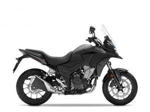 HONDA CB 500 X mat zwart