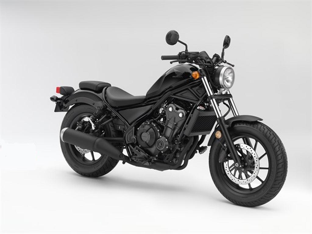 HONDA CMX 500 Rebel zwart