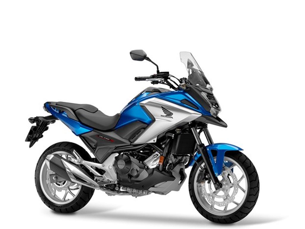 HONDA NC 750 X blauw