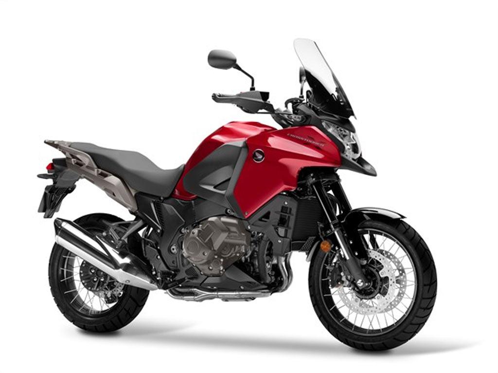Honda VFR 1200X rood