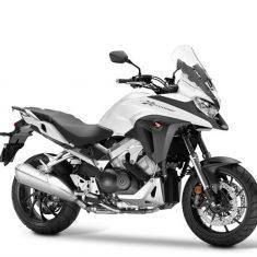 Honda VFR 800 X wit