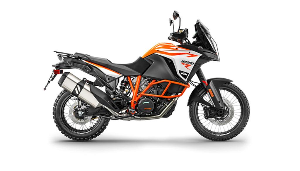KTM 1290 Super adventure R wit