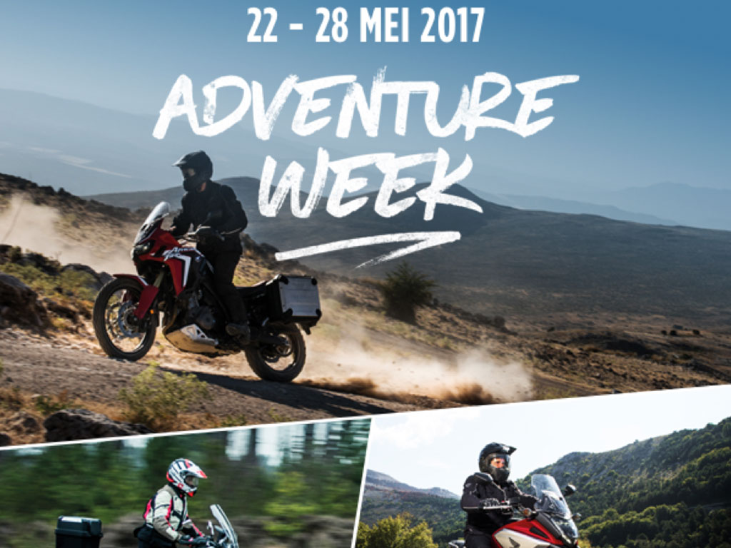 honda adventureweek