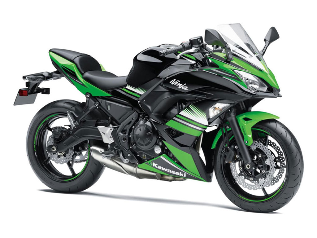Motor van de week Kawasaki