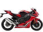 Honda CBR1000RR rood