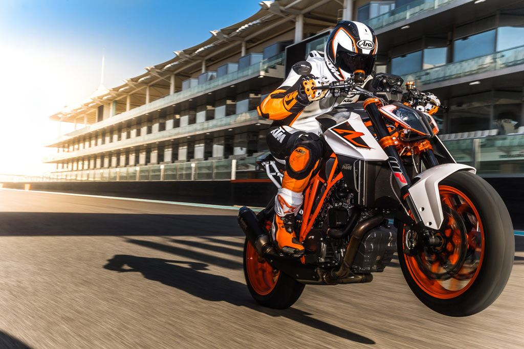 KTM 1290 SUPER DUKE R MY 2017
