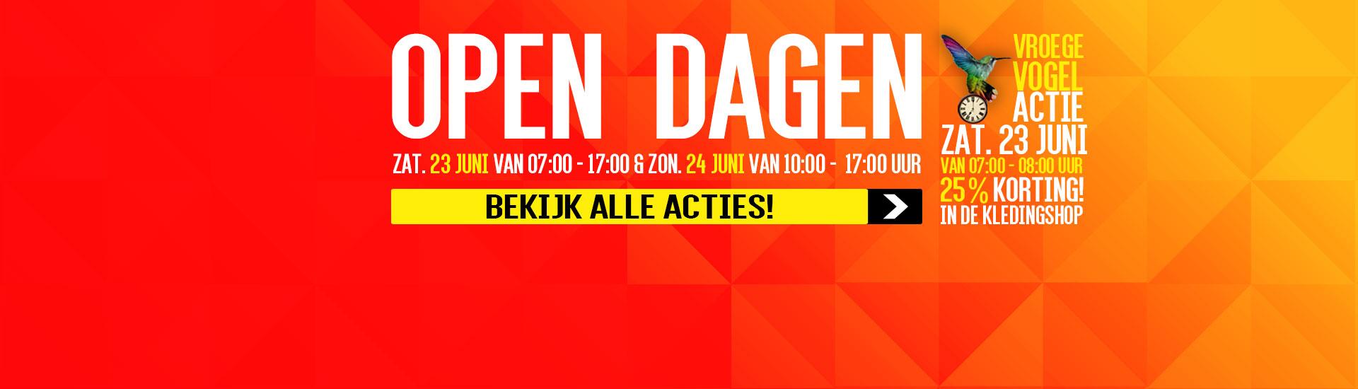 Open Dagen Arie Molenaar Motors