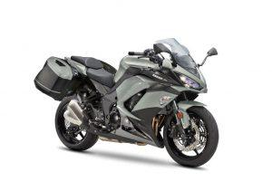 Kawasaki Z1000SX nu tijdelijk met gratis Tourer Pakket