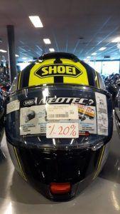 Shoei motorhelm