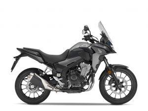 2019 CB 500 X zwart