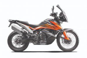 2019-KTM-790-Adventure Oranje